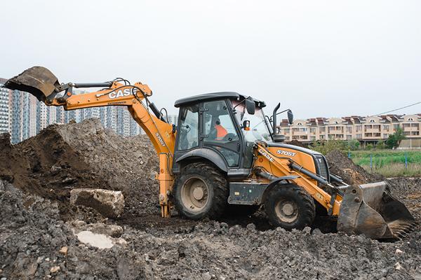 Компания CNH Industrial запустила новую лизинговую программу построительной технике CASE