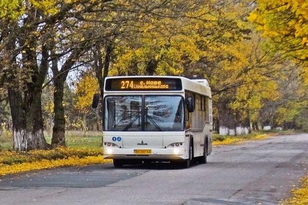 Автобусы с АКП Allison успешно эксплуатируются муниципальным перевозчиком Кропивницкого