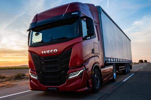 IVECO и Plus будут разрабатывать автономный грузовой транспорт
