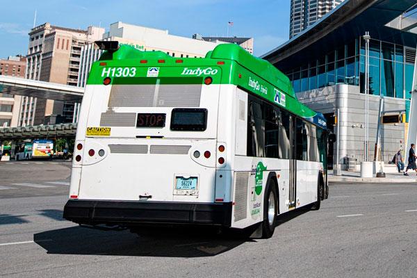 Автобусы GILLIG сгибридным приводом eGen Flex