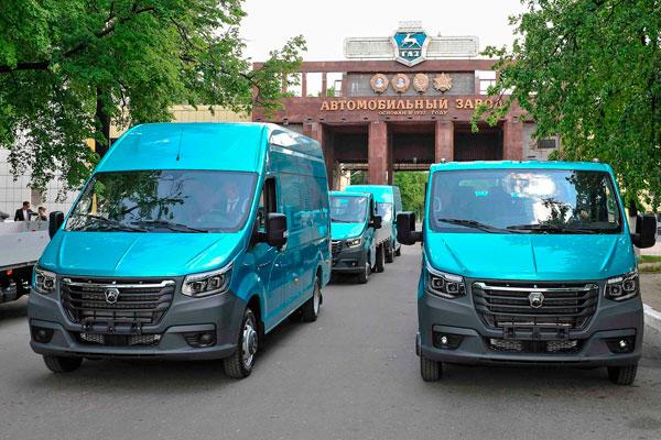 Начато серийное производство автомобиля «ГАЗель NN»