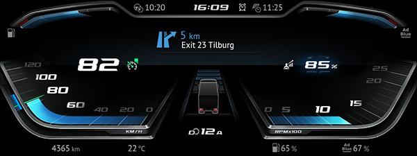 Новые DAF XG +, XG и XF - официальная фотогалерея и краткий обзор новинок