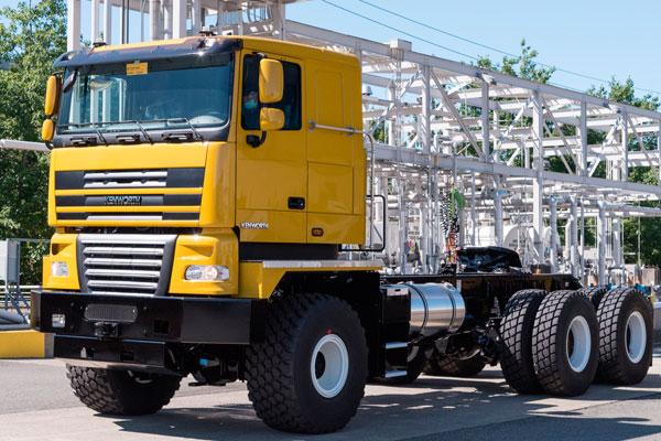 Самые большие грузовики в линейке Kenworth