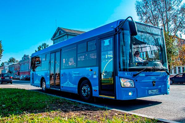 Крупнейший перевозчик Тверской области сократил расходы натопливо благодаря автобусам ЛИАЗ-4292.60 сАКП Allison