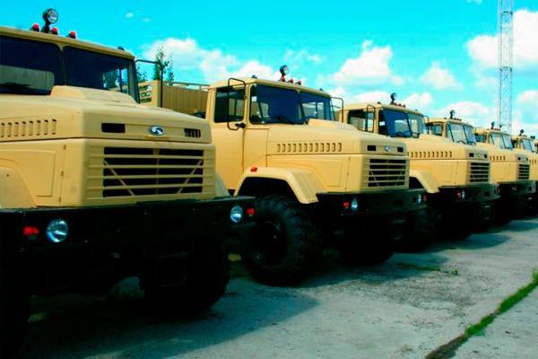 «АвтоКрАЗ» будет выполнять поставки для армии США