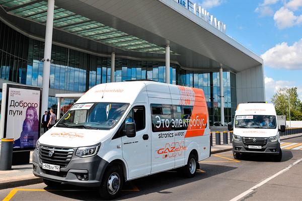 Электробусы GAZelle e-NN вышли на пассажирский маршрут в Нижнем Новгороде