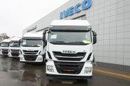 В России отгружена первая партия новых тягачей IVECO Stralis NP 460