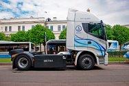 IVECO представляет новинки на фестивале SpbTransportFest