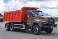 Урал NEXT 6х4 в рамках пробега «Газ в моторы-2019»