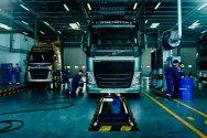 Важное в обслуживании грузового автомобиля