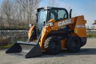 CNH Industrial представила новые мини-погрузчики CASE серии В