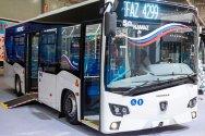 КАМАЗ проводит испытания нового автобуса НЕФАЗ-4299-30-52