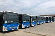 IVECO BUS для транспортной компании ARRIVA в Чешской Республике