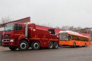 Автоэвакуаторы на шасси КАМАЗ для Московской области