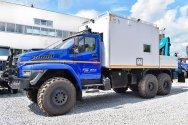 Автомобиль для охоты на шасси «Урал NEXT»