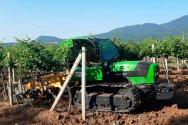 DEUTZ-FAHR представляет серию гусеничных тракторов Agroclimber