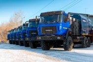 «УРАЛ» выпустит 150 автомобилей на газовом топливе