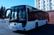 Рестайлинговый автобус НЕФАЗ 5299-30-57 для «Башавтотранса»