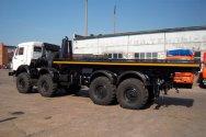 Мультилифт на базе шасси КАМАЗ-63501