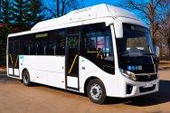 Новинка Группы ГАЗ - газовый автобус Вектор NEXT 8.8