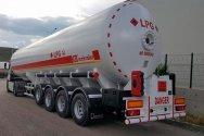 Газобаллонное оборудование (LPG)