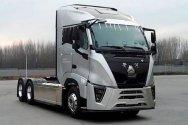 Впервые грузовик на СПГ достиг мощности 530 л.с. при объеме двигателя 15 литров