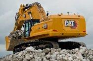 Экскаваторы Caterpillar оснастили системой дистанционного управления