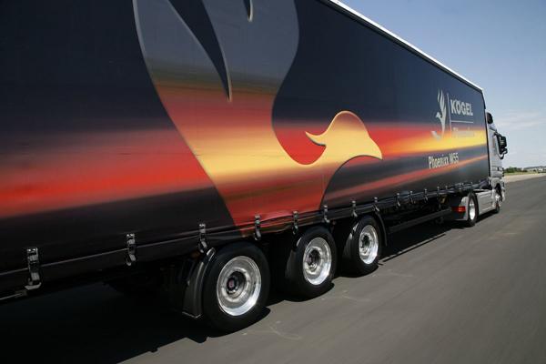 Рождение птицы Феникса - Kogel Phoenixx выходит в производство