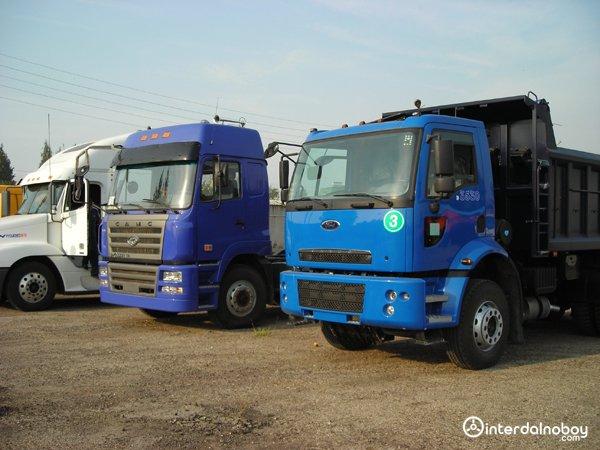 Компания Русбизнесавто презентует грузовую и строительную автотехнику в Чебоксарах