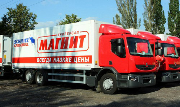 Магнит пополнился на 100 Renault Premium