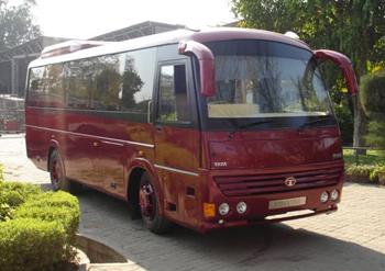 Милый автобус от ТАТА - Super Milo