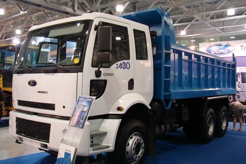 Компания «Русбизнесавто» признана «Лучшим дилером Ford Cargo»