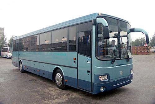 «Группа ГАЗ» поставит низкопольные автобусы в Москв