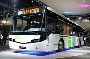 Автобусы Citea CLE от VDL Bus & Coach
