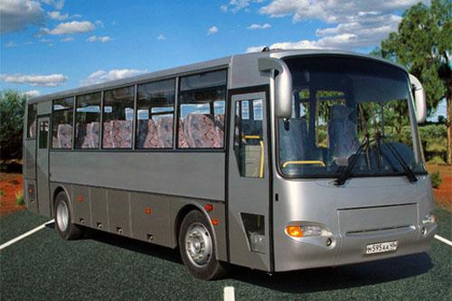 «Группа ГАЗ» покажет 3 новые модели автобусов в Санкт-Петербурге