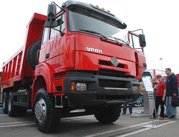 Грузовик «Группы ГАЗ»» признан лучшим отечественным грузовиком на выставке в Санкт-Петербурге
