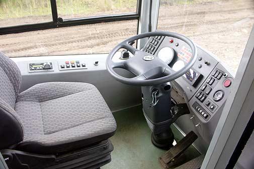 На фестивале «Мир Автобусов» в Коломне впервые будет показан ЛИАЗ 6213.7 с газовым двигателем стандарта «Евро-4»