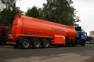 АЗ «Урал» представит грузовые автомобили для снабжения армии