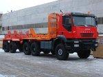 Трубоплетевоз Iveco-АМТ 6339