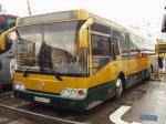 Первый российский гибридный автобус ЛИАЗ 5292