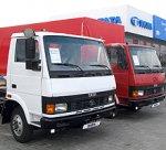 Бориспольский автозавод начал сборку грузовиков ТАТА