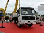 БАЗ намерен создать семейство крановых шасси на основе БАЗ-80311