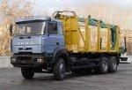 Новые дорожные грузовики «Урал» и специальная дорожная техника на их базе
