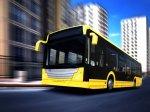 По городским просторам на новом автобусе от Temsa