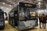 Низкопольные автобусы КАВЗ 4239 вышли на маршруты