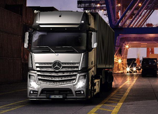Mercedes-Benz Trucks раскрыл свой козырь