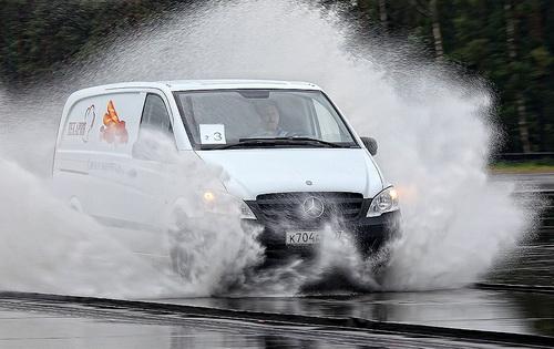 Российская премьера обновленного Mercedes-Benz Vito