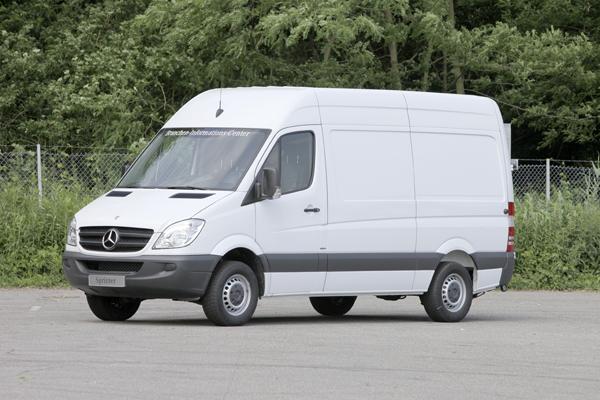 Mercedes-Benz Sprinter ��������� ���������� �������� �� ���������� ��������� ��������