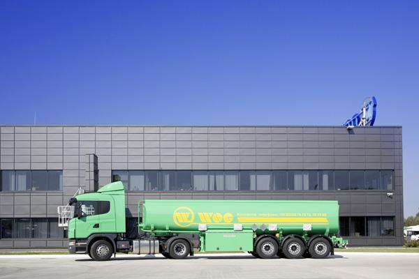 ���������� Scania ��� ���� ��������������� ������� WOG �� �������