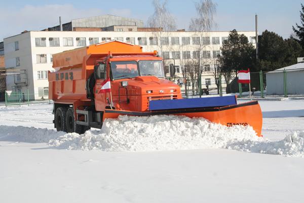 Холдинговая Компания «АвтоКрАЗ»  завершила поставку комбинированных дорожных  машин Облавтодорам Украины